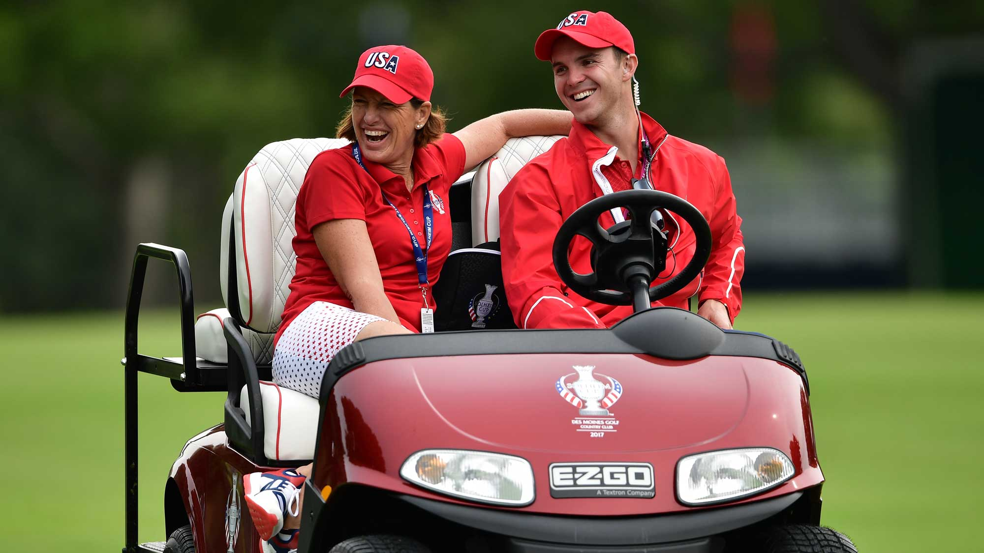 Inkster Learned from 2015, Europe Ready for Challenge and More from Solheim Cup