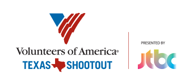 Volunteers of America Texas Shootout Presented by JTBC Logo
