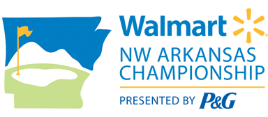 Walmart NW Arkansas Championship Presented by P&G Logo